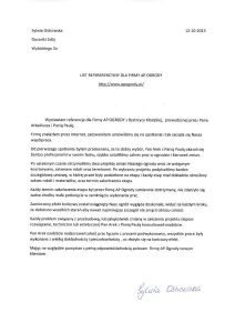 Duszniki-prywatny-referencje
